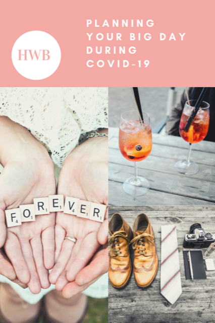 Planning your big day during Covid-19