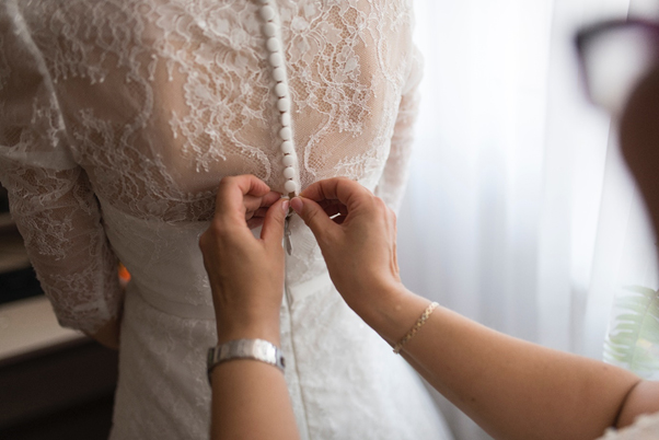 Choosing A Wedding Dress That Fits Your Body